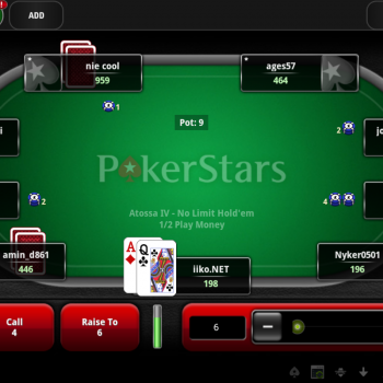 PokerStars Pennsylvania online poker